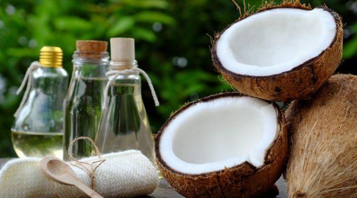 hướng dẫn tẩy nấm bằng dầu dừa