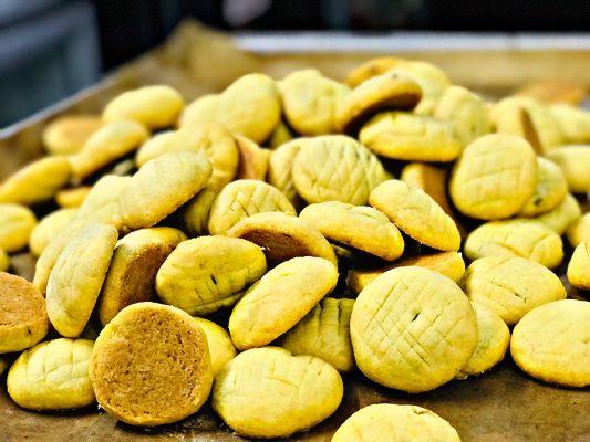 Bánh cookies dứa