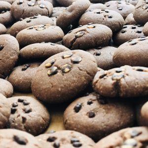 Bánh cookies socola