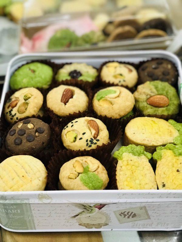 Bánh cookies thập cẩm